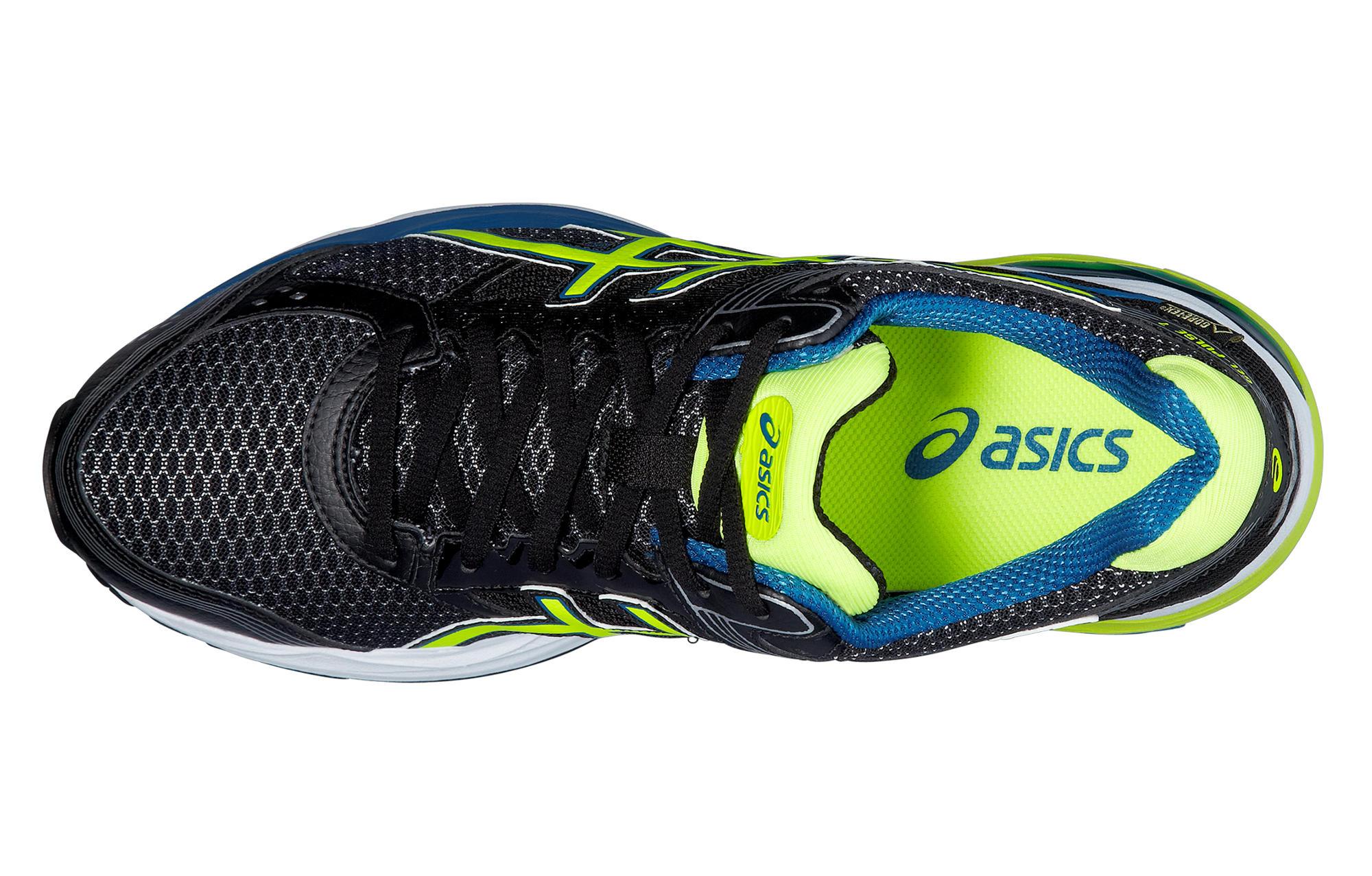 Tx Pulse De Gel Jaune Noir 7 Chaussures Asics G Running q1IpZpwx0