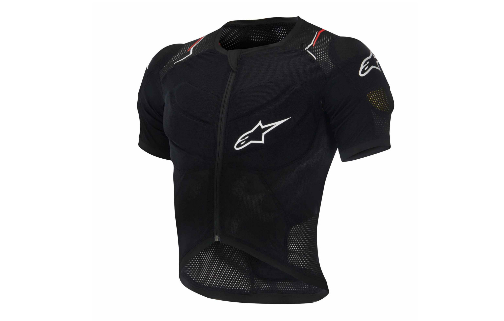 alpinestars veste protection int grale evolution noir. Black Bedroom Furniture Sets. Home Design Ideas