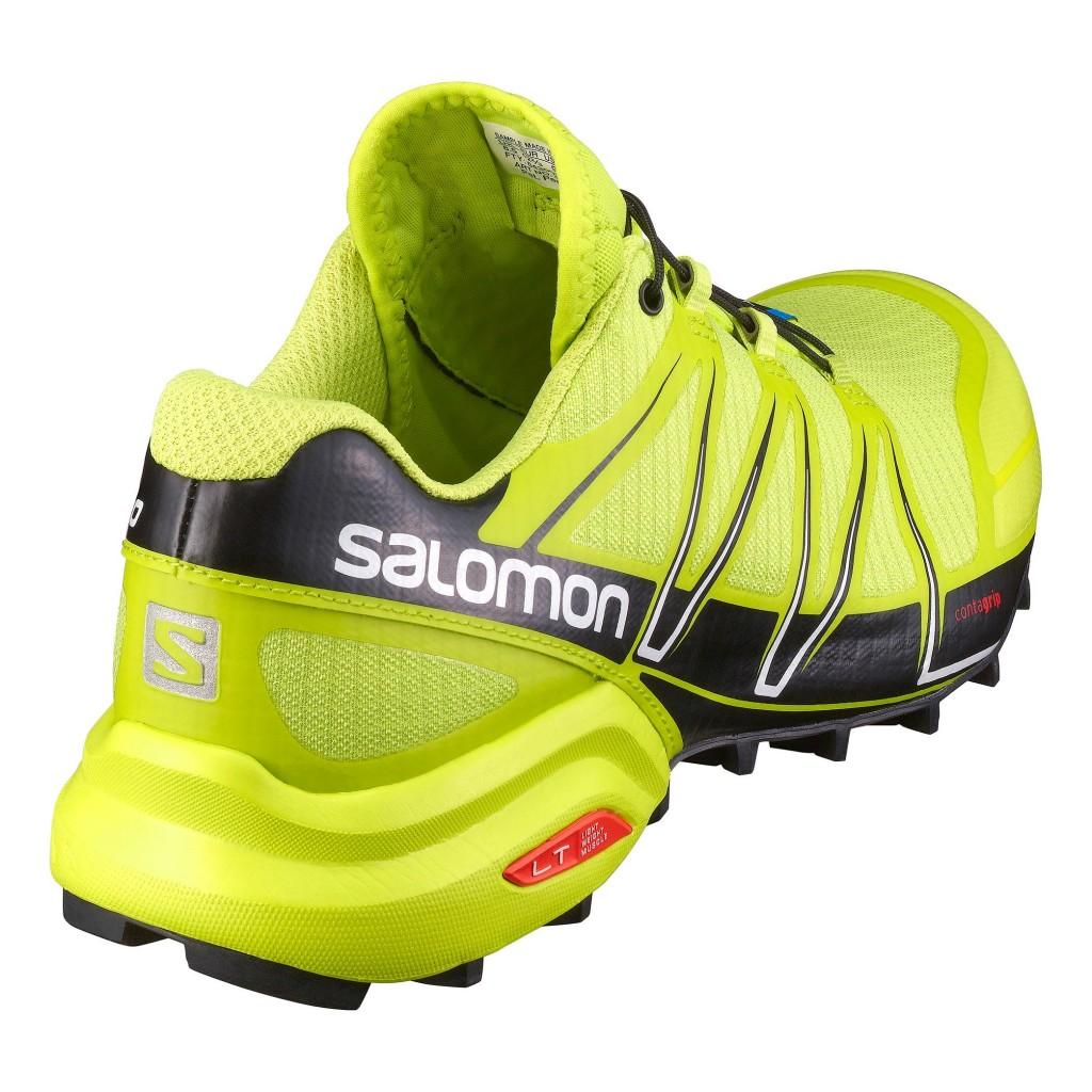 Chaussures de Trail Salomon Jaune PRO SPEEDCROSS 2YEDHIW9