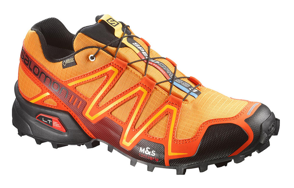 Salomon Speedcross 3 Rosse