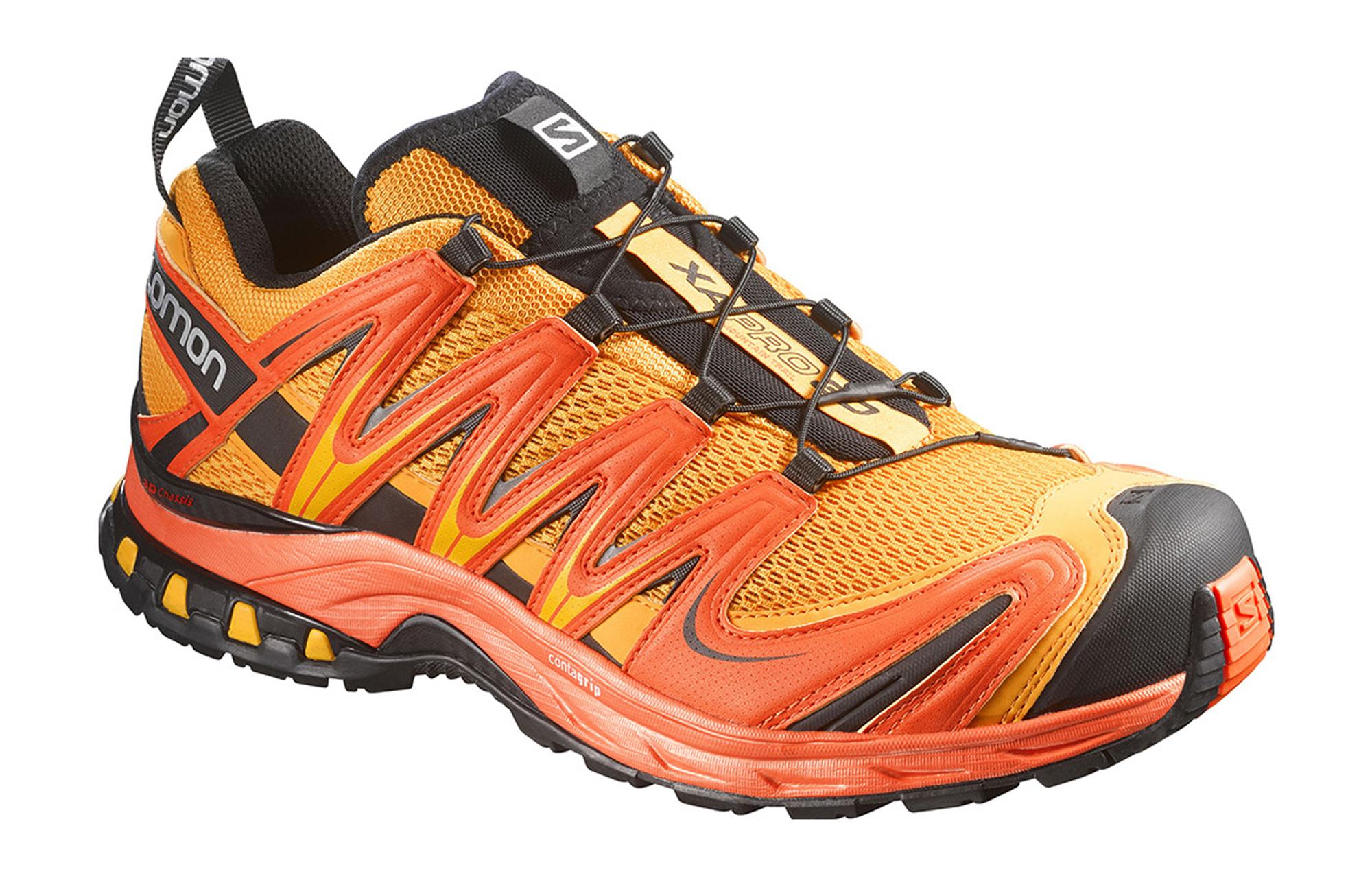 Chaussures de course Salomon Homme Sense Pro 2 OrangeNoir