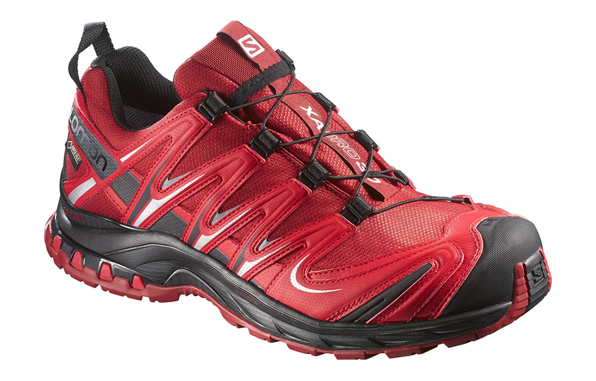 Salomon Chaussures de running femme XA Pro 3D noir Taille 41 13