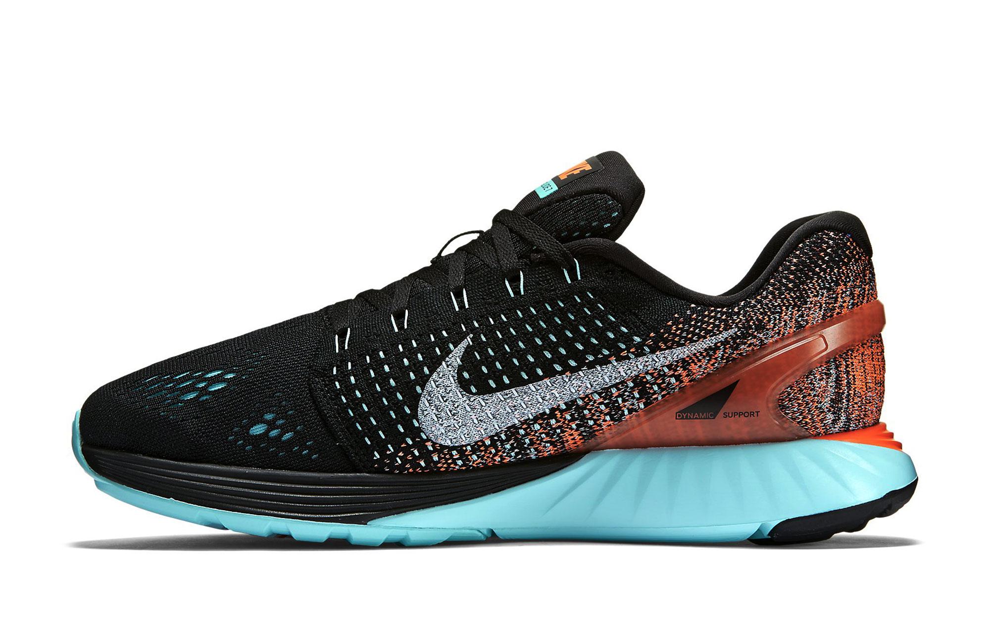 finest selection 19870 7e4ff ... australia chaussures de running femme nike lunarglide 7 noir 27b97 713ee