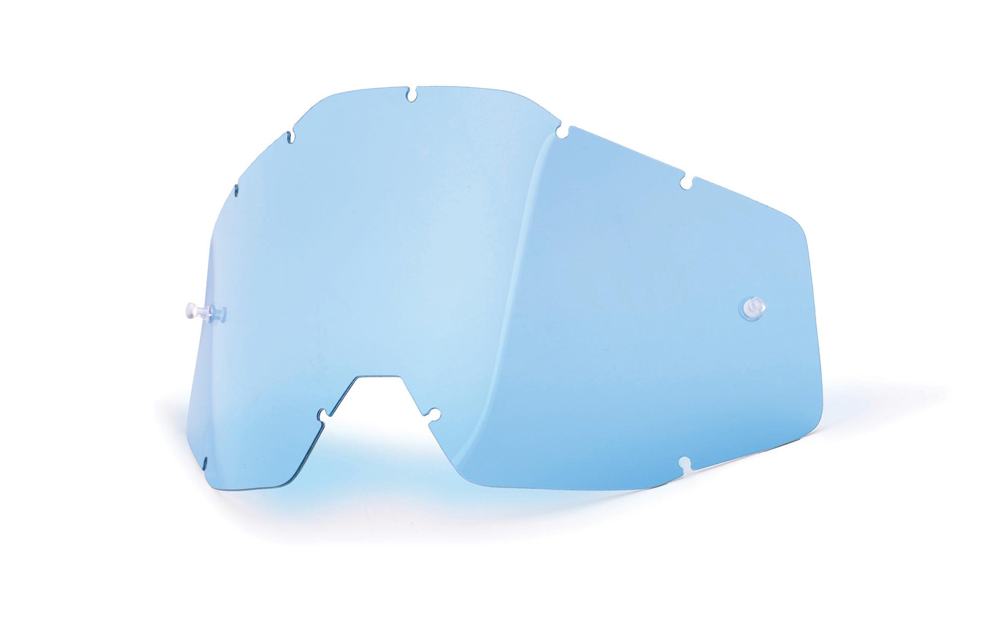 100 Blue Lense Anti Fog Racecraft Accuri And Strata