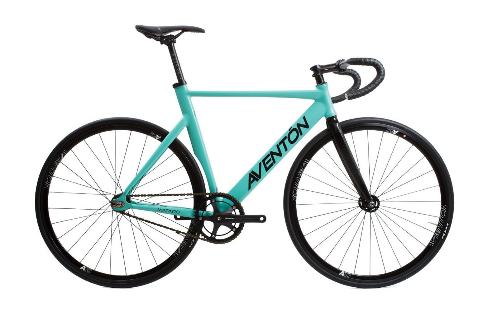 AVENTON 2015 Complete Bike MATARO Celeste   Alltricks.com