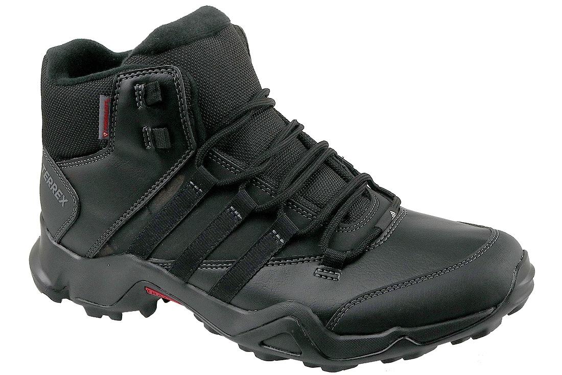 low priced 8cf4e b0d31 Adidas Terrex AX2R Beta Mid S80740 Homme Boots Noir