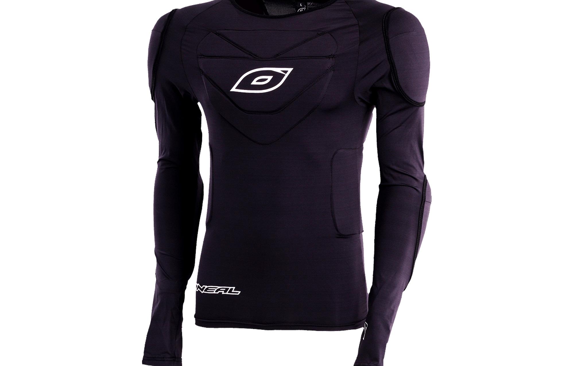 oneal protektor shirt stv schwarz. Black Bedroom Furniture Sets. Home Design Ideas