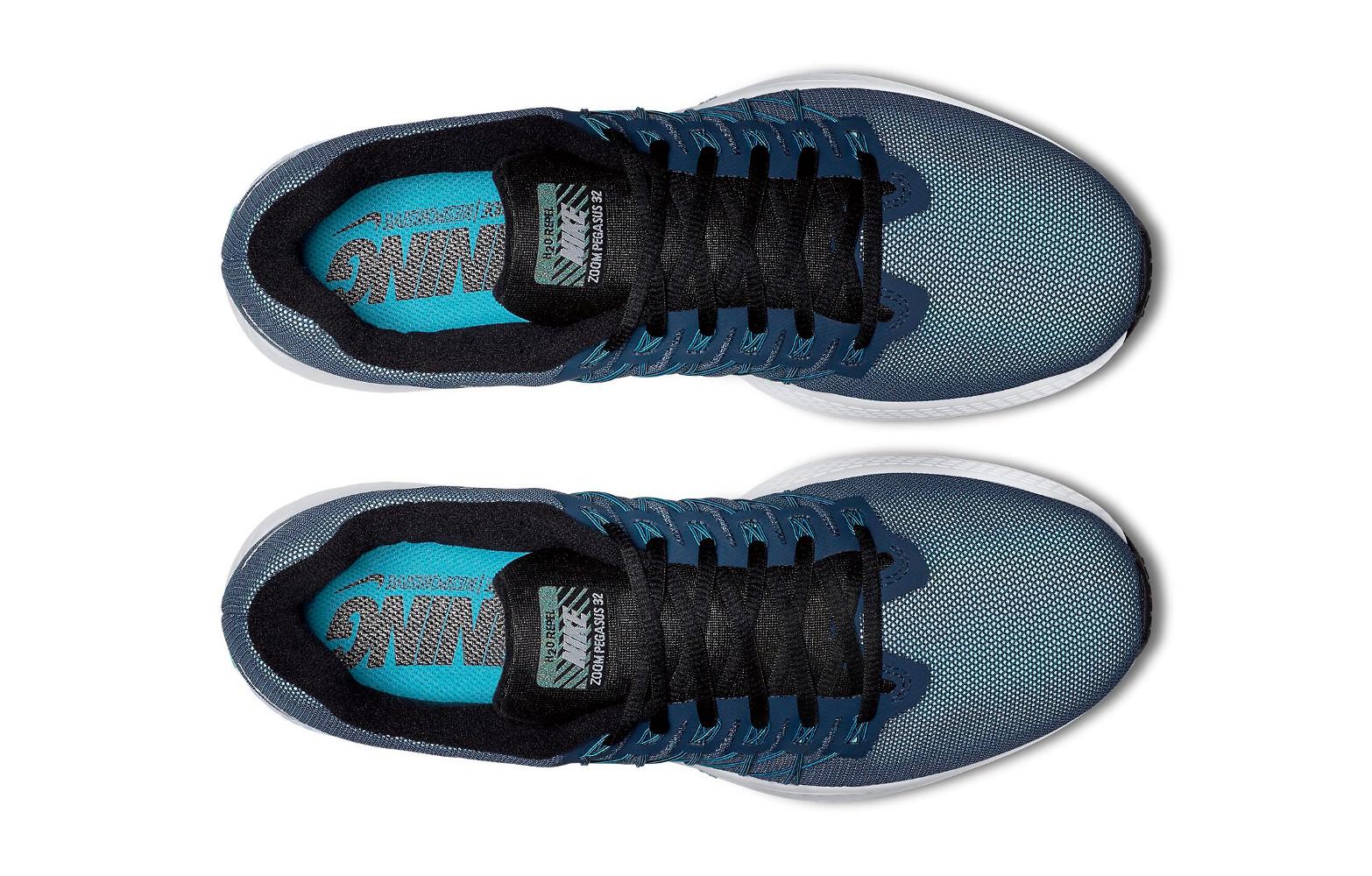 nouveaux styles 3814b 1ec6c NIKE shoes AIR ZOOM PEGASUS 32 FLASH Blue Men