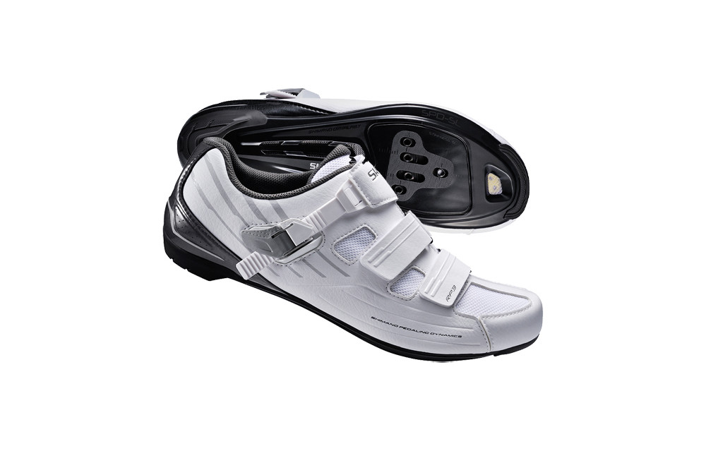 chaussures route shimano rp3 blanc. Black Bedroom Furniture Sets. Home Design Ideas