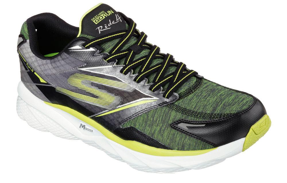 38327e9ecc2e SKECHERS MEN S Running Shoes GO RUN Ride 4 Excess