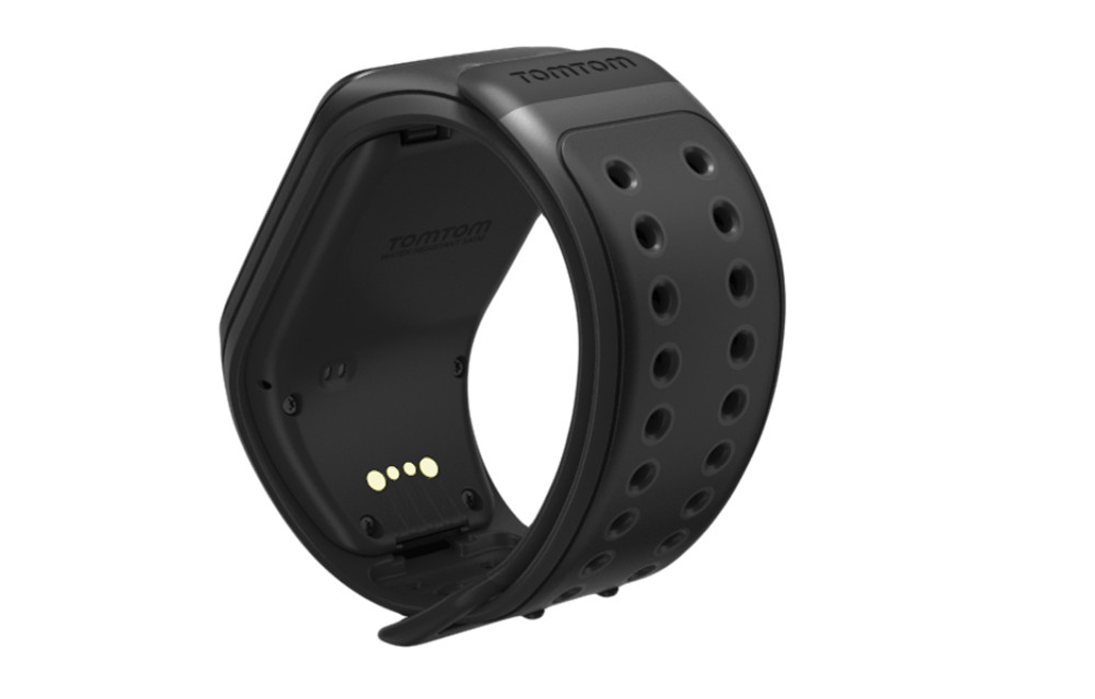 tomtom montre gps runner 2 music bracelet large noir. Black Bedroom Furniture Sets. Home Design Ideas