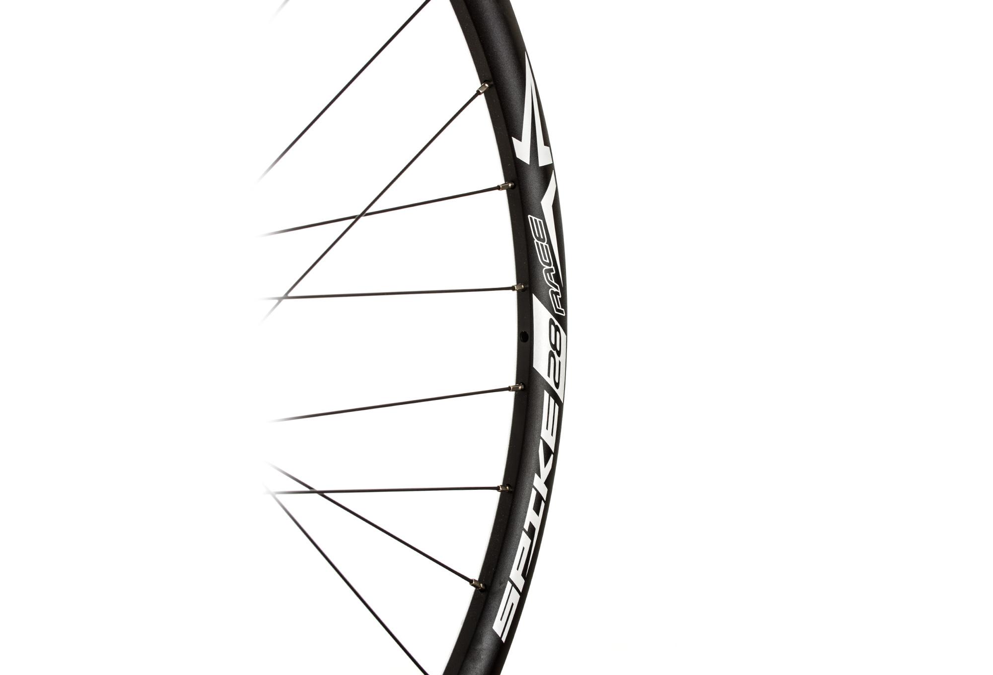 Spank rims wheel set