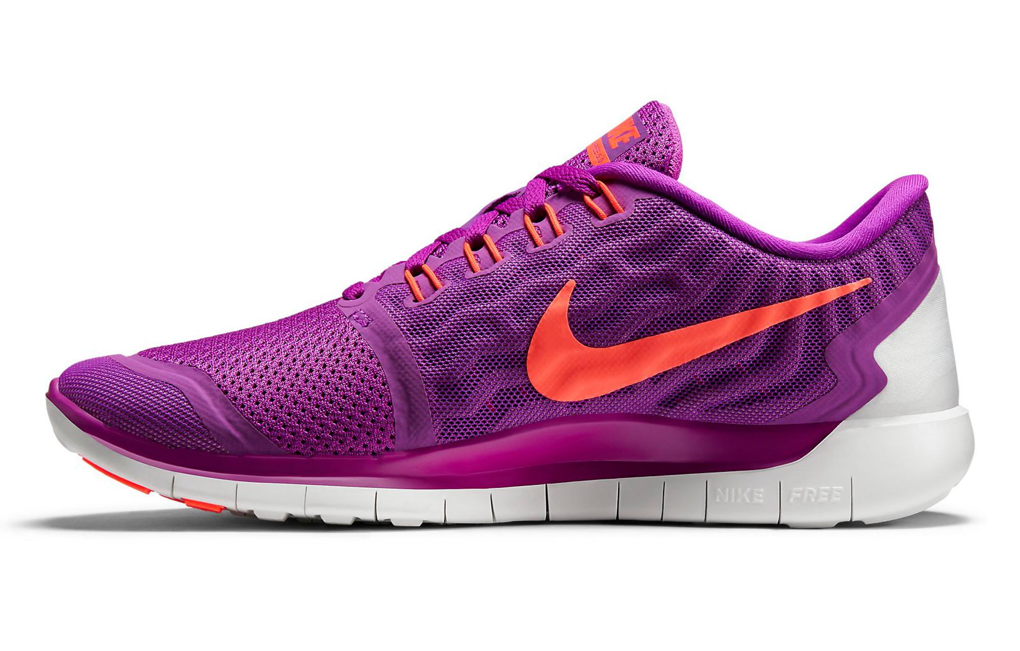 best website b53a8 13eea Chaussures de Running Femme Nike FREE 5.0 Violet