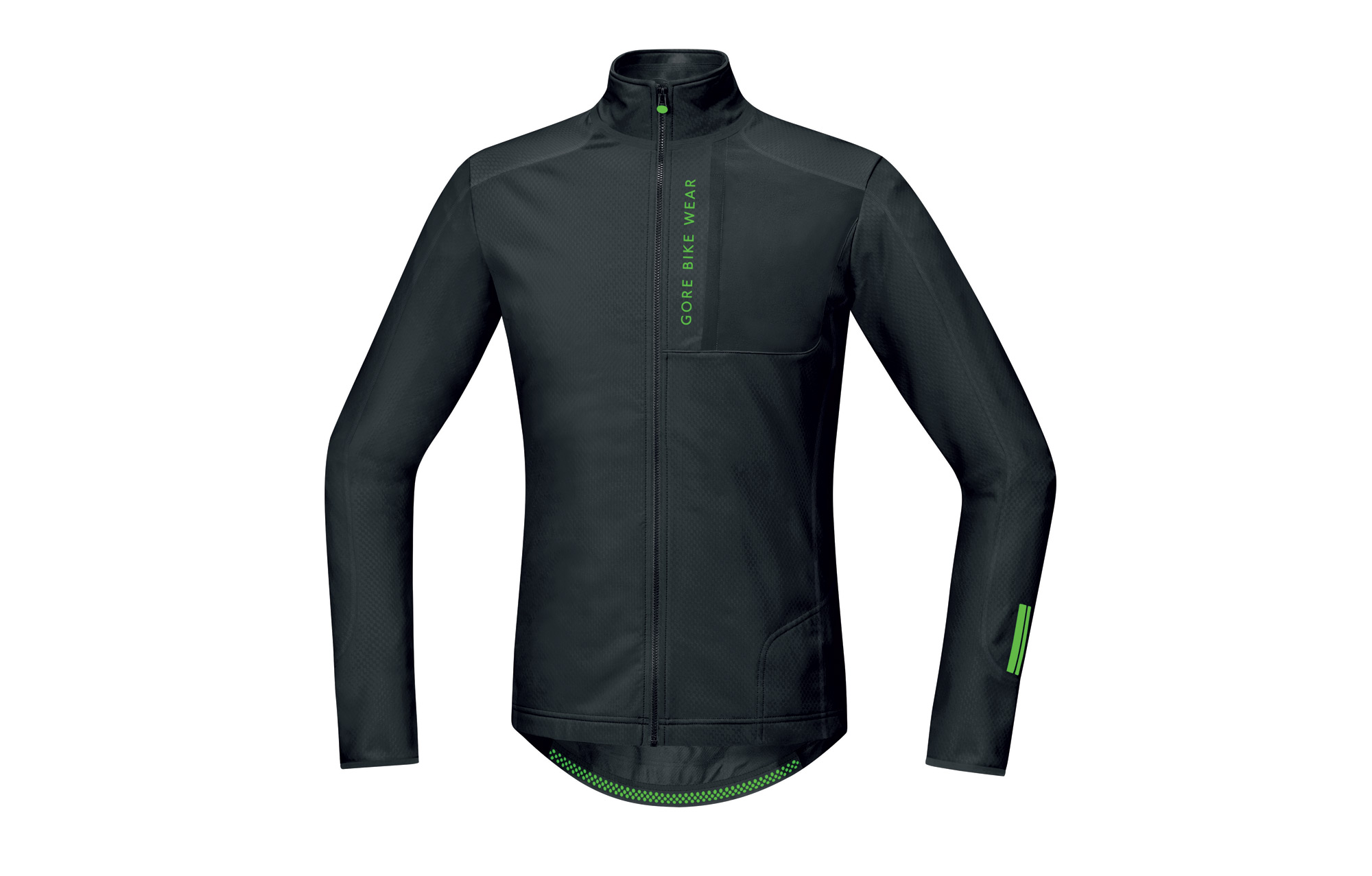 GORE BIKE WEAR® Power Trail Thermo Jersey black  9cde4d032