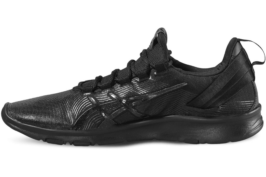 Chaussures Femme Fitness Asics Gel Fit SANA 2 S561N Noir