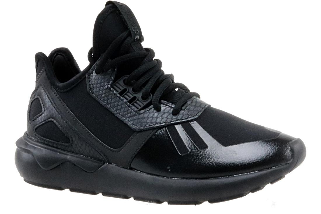 revendeur 35237 cf068 Adidas Tubular Runner W S78933 Femme Chaussures de running Noir