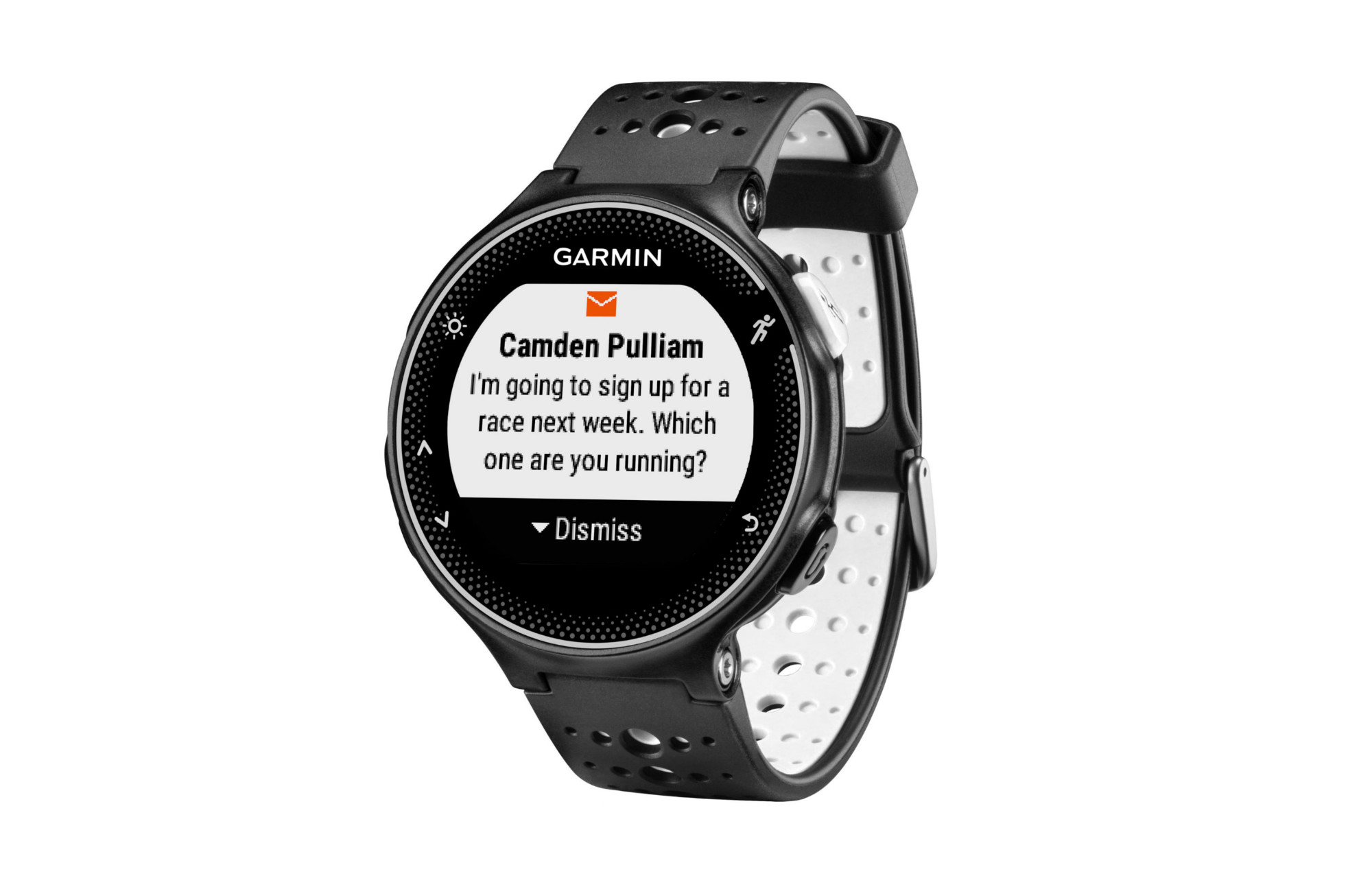 how to set step goals on garmin connect