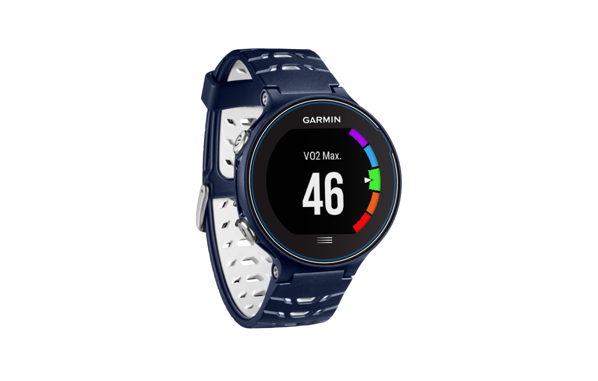 Garmin forerunner 630 running watch blue white for Watches garmin