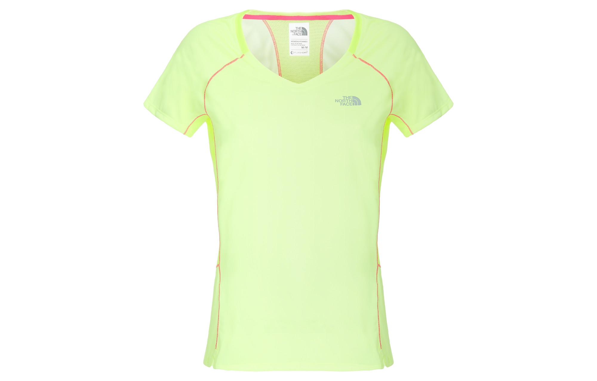 fa04ba42f41 THE NORTH FACE Shirt GTD Green Women