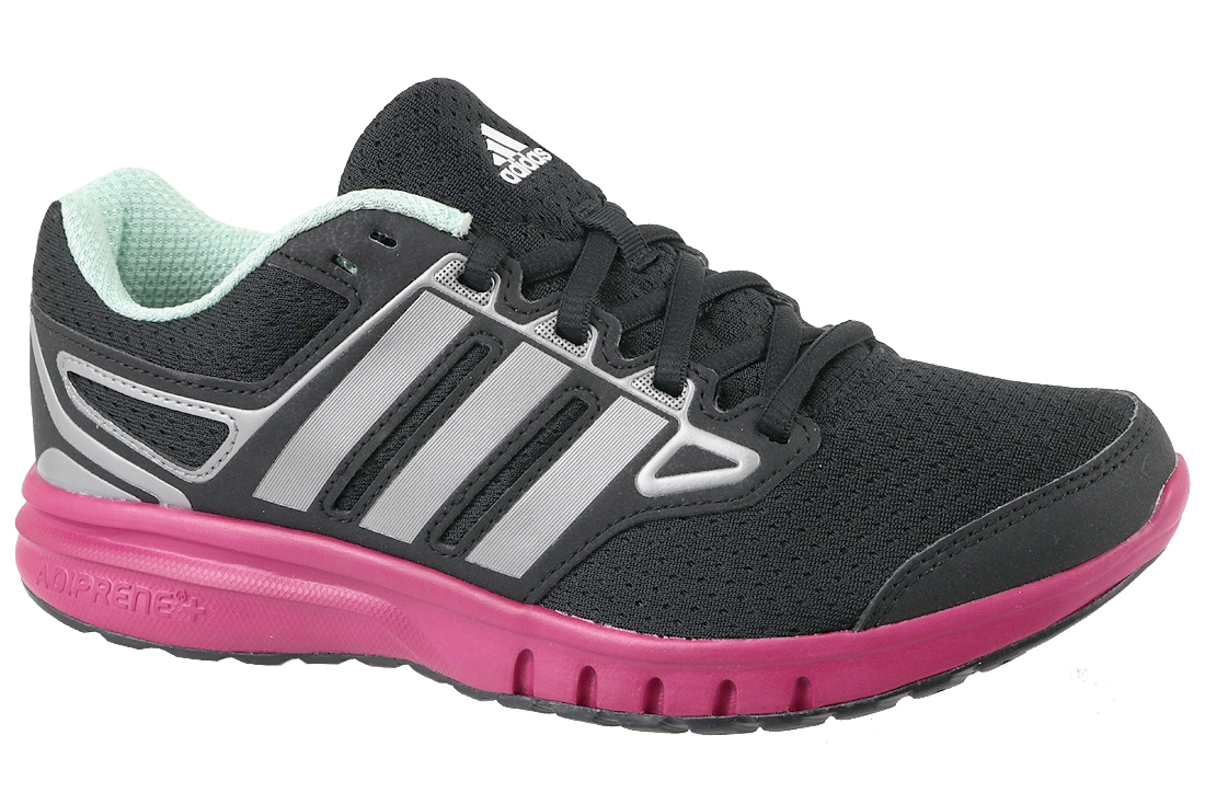 san francisco 49dcd ade97 Adidas Galactic Elite W AF4031 Femme Chaussures de running Gris