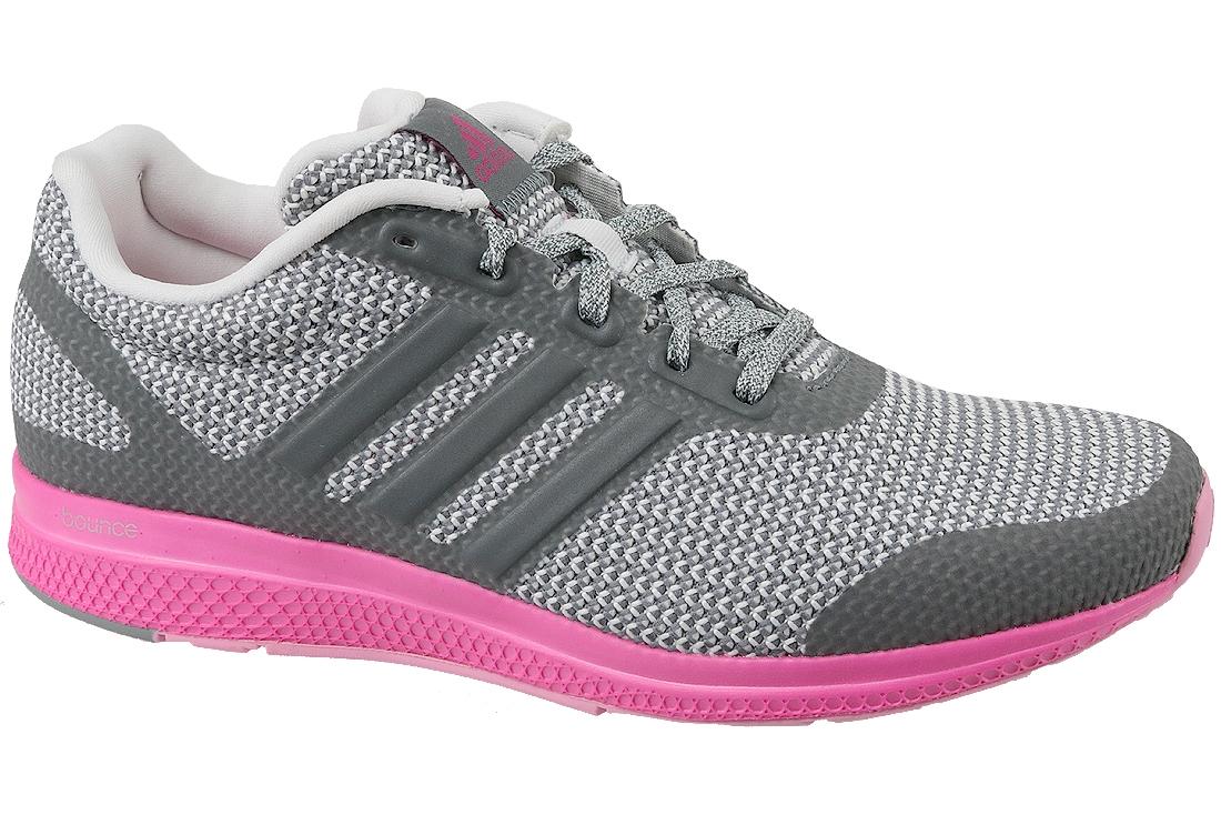 Adidas Mana Bounce W AF4116 Femme Chaussures de running Gris