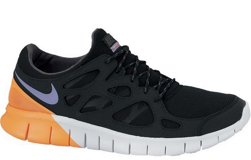 online store 3ac4c 6a1cd Nike Free Run 2 537732-051 Homme Chaussures de running Noir