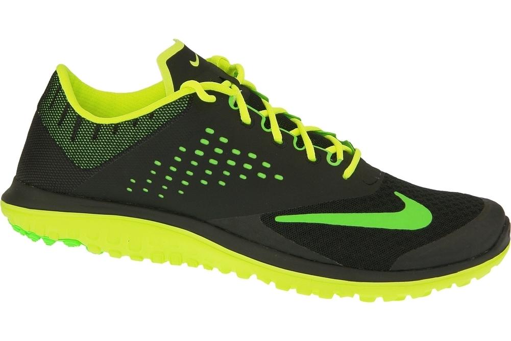 promo code 6c2c2 3ef45 Nike FS Lite Run 2 685266-003 Homme Chaussures de running Vert