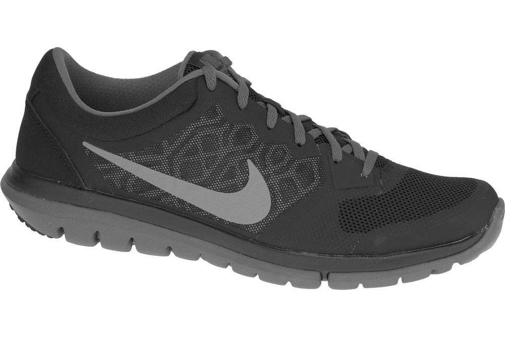 photos officielles b57e3 67140 Nike Flex 2015 RN 709022-011 Homme Chaussures de running Gris