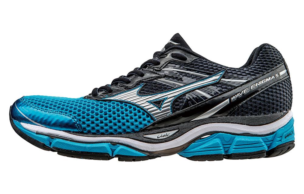 Bleu Enigma 5 Running Mizuno De Chaussures Noir Wave 7q0nT1xP