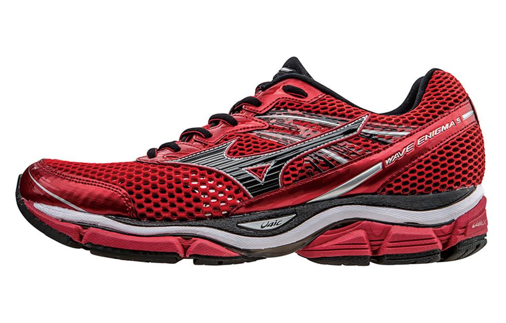 MIZUNO Shoes WAVE ENIGMA 5 Red Men