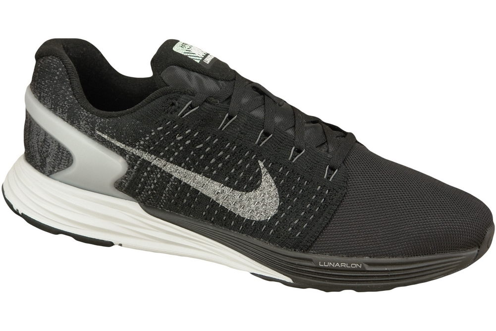 great quality save off clearance sale Nike Lunarglide 7 Flash 803566-001 Homme Chaussures de running Noir