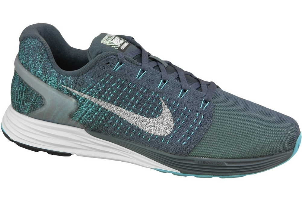 factory price e7629 2fd0f ... coupon code for nike lunarglide 7 flash803566 400 chaussures homme  chaussures 400 de running bleu 57b175