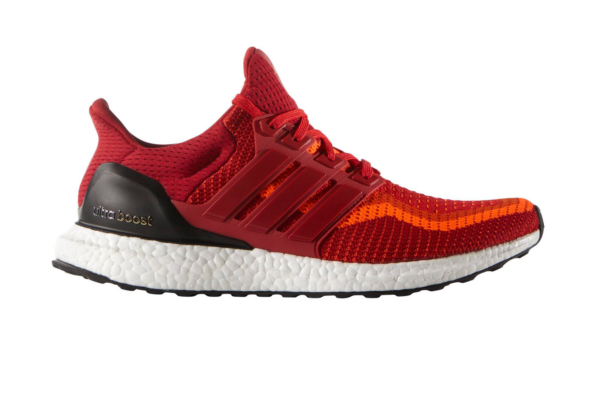 Adidas Ultra Boost zapatillas rojas