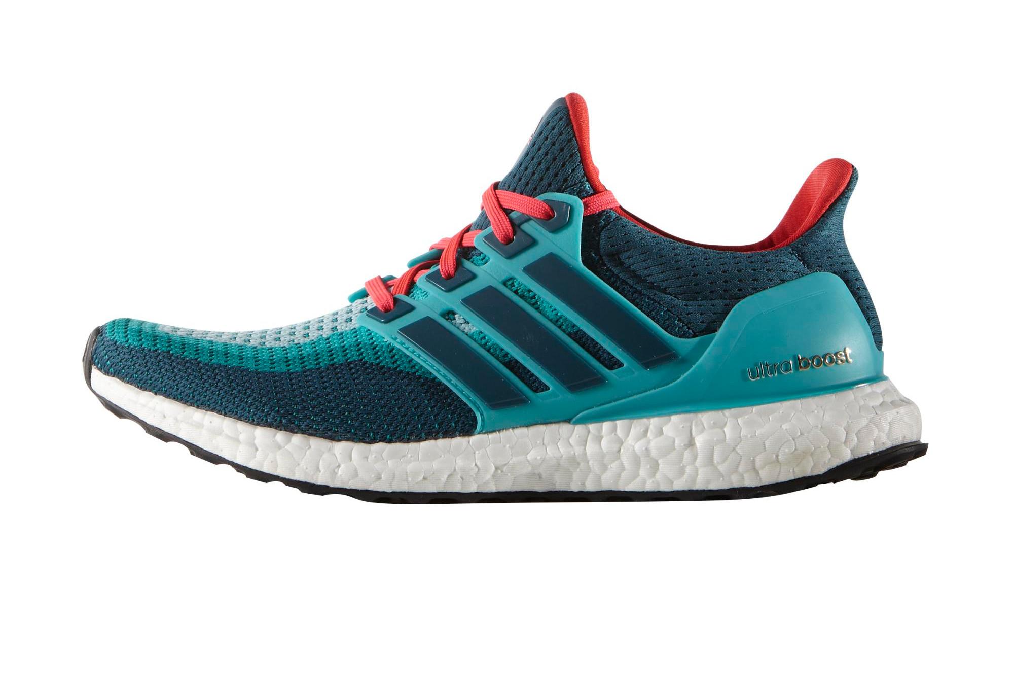Adidas Boost Bleu