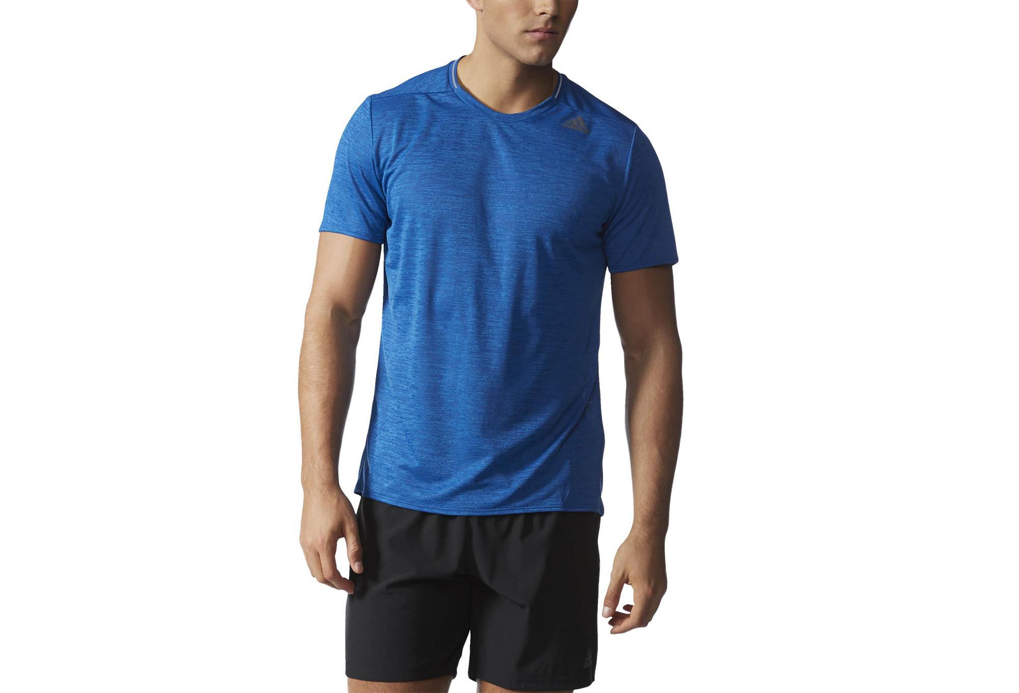 62f602bc7 adidas Supernova T-Shirt Blue