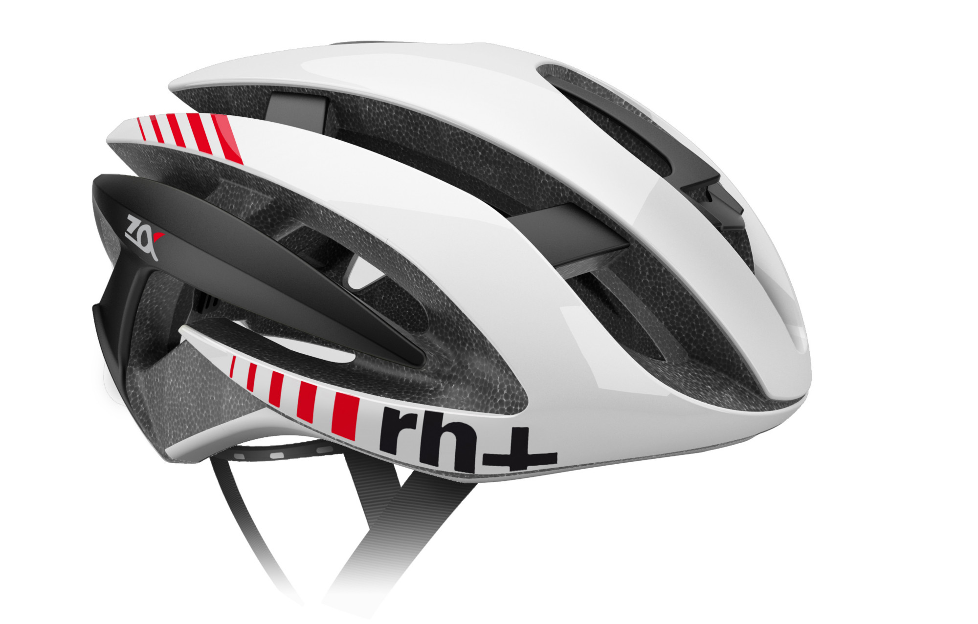 4a6707b14 ZERO RH Helmet Z ALPHA white black