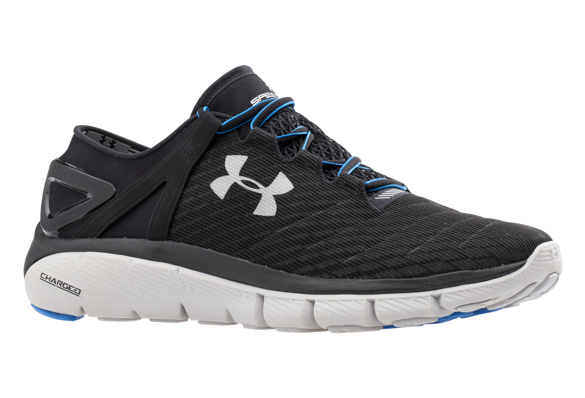 under armour speedform fortis night pair of shoes black. Black Bedroom Furniture Sets. Home Design Ideas