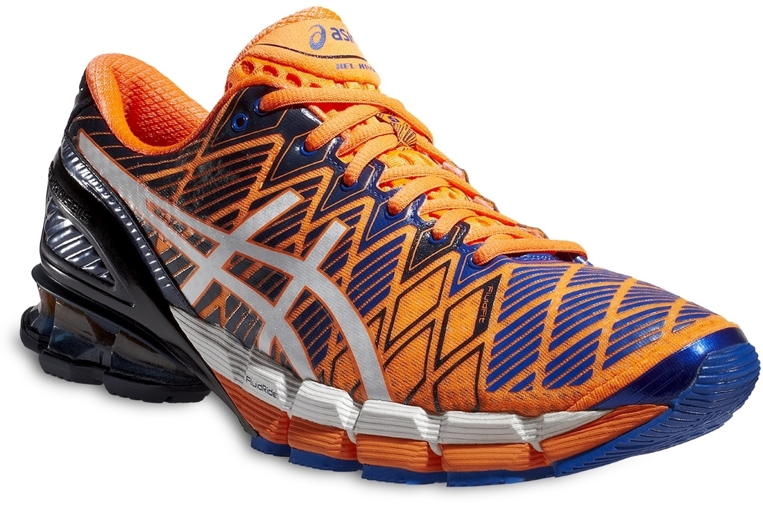 separation shoes a80a8 71171 Asics Gel-Kinsei 5 T3E4Y-3001 Homme Chaussures de running Multicolore