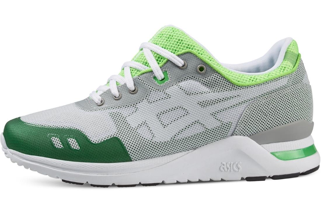 chaussures de sport 72365 5e154 Asics Gel-Lyte Evo H5L0N-8401 Homme Baskets Gris