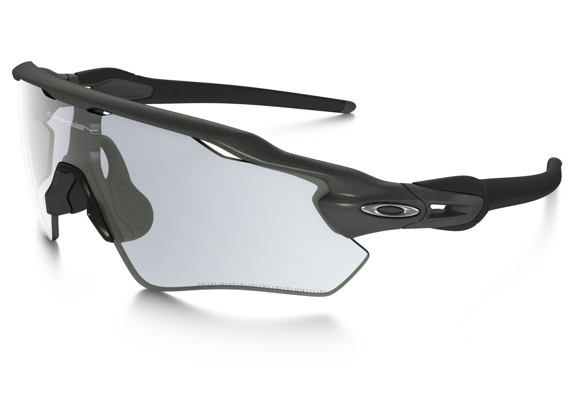 OAKLEY Lunettes RADAR EV PATH PHOTOCHROMIC Black Clear Black Iridium Réf  OO9208-13 6d04814de022