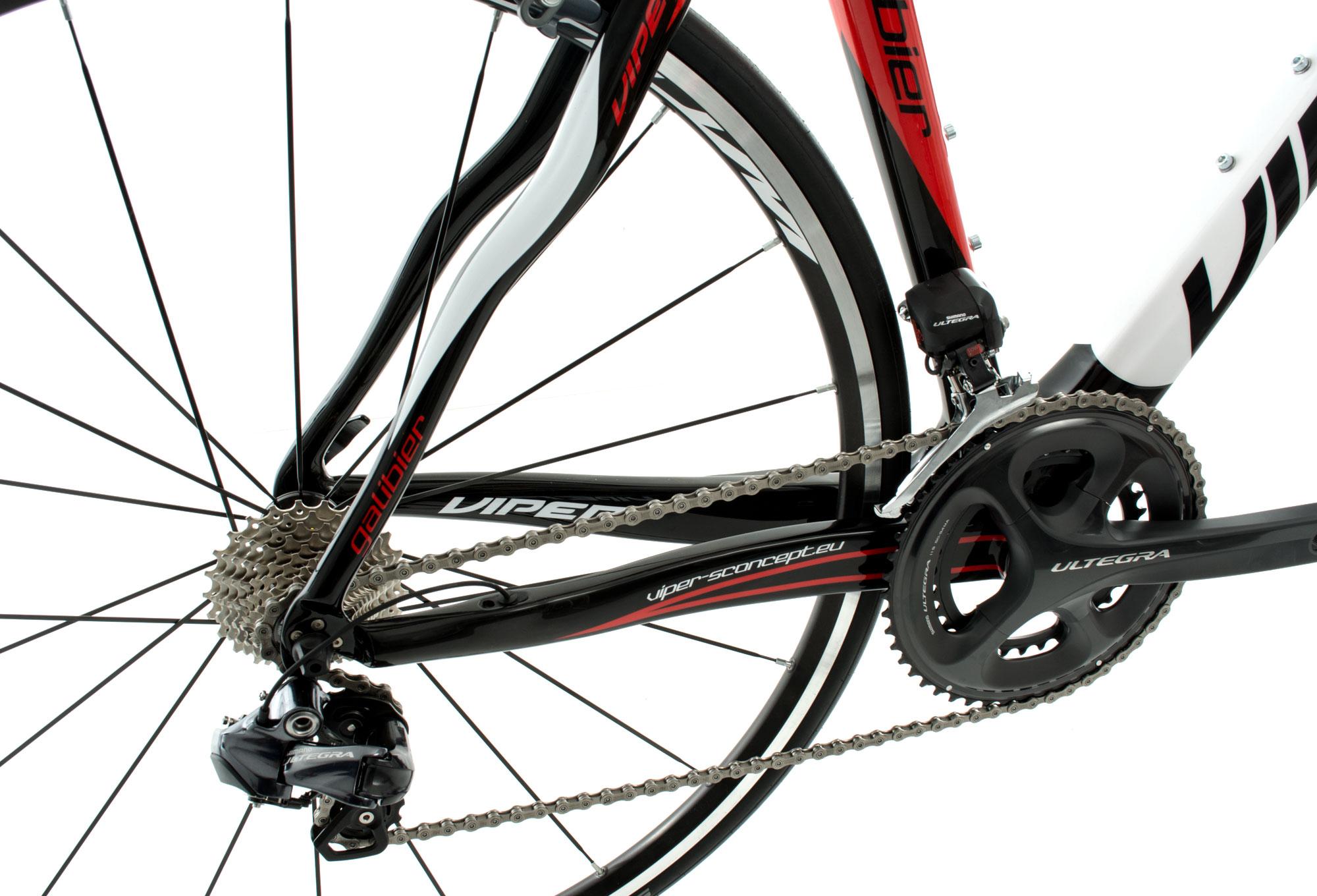 Bicicleta carretera Viper Galibier Carbono Ultegra 11v Di2