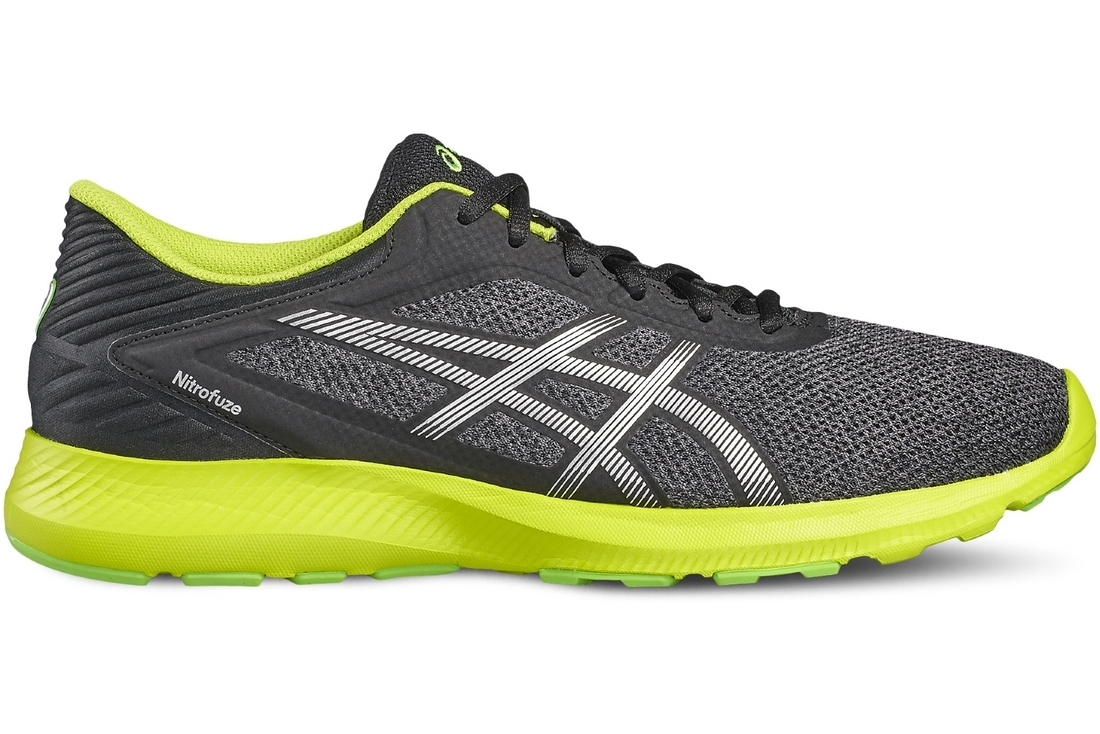 Running De Chaussures Asics Homme Jaune Nitrofuze 9593 T6h3n w8qxYXp