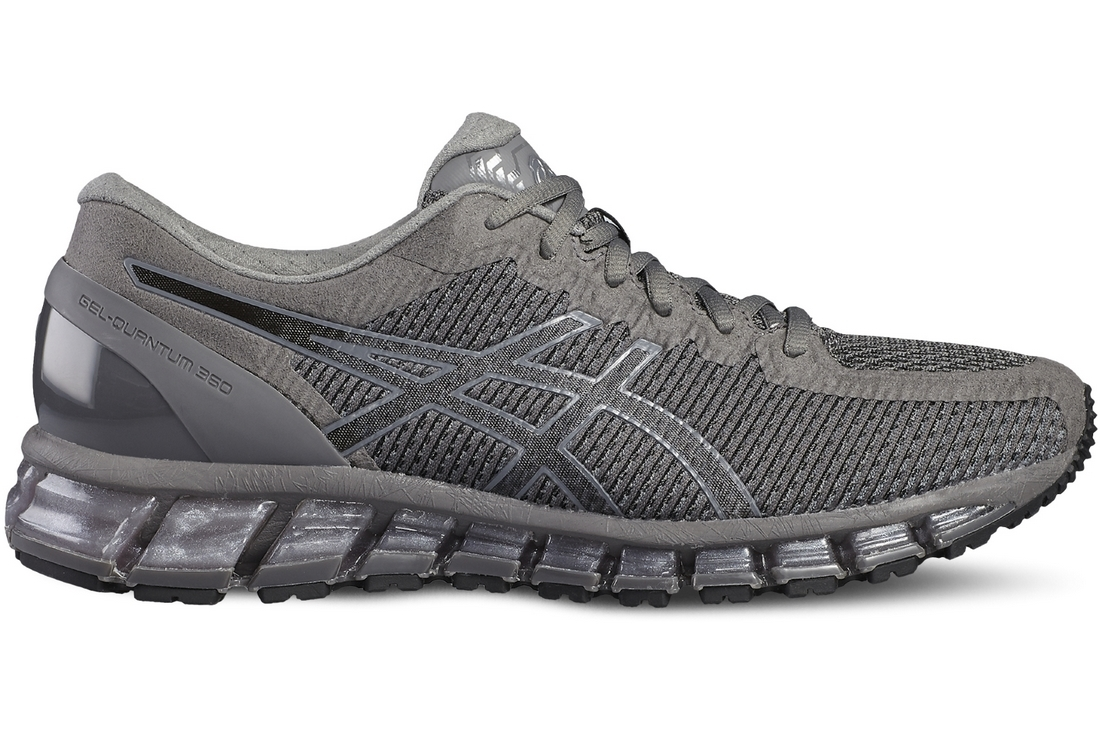14c756da819d Asics Gel-Quantum 360 CM T6G1Q-9797 Homme Chaussures de running Argent