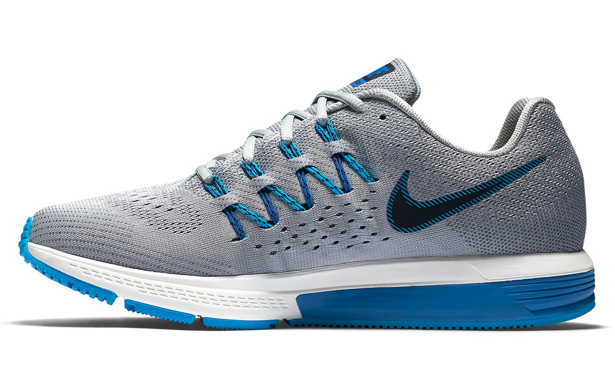 116d56c9df9 NIKE Shoes AIR ZOOM VOMERO 10 Grey Blue Men