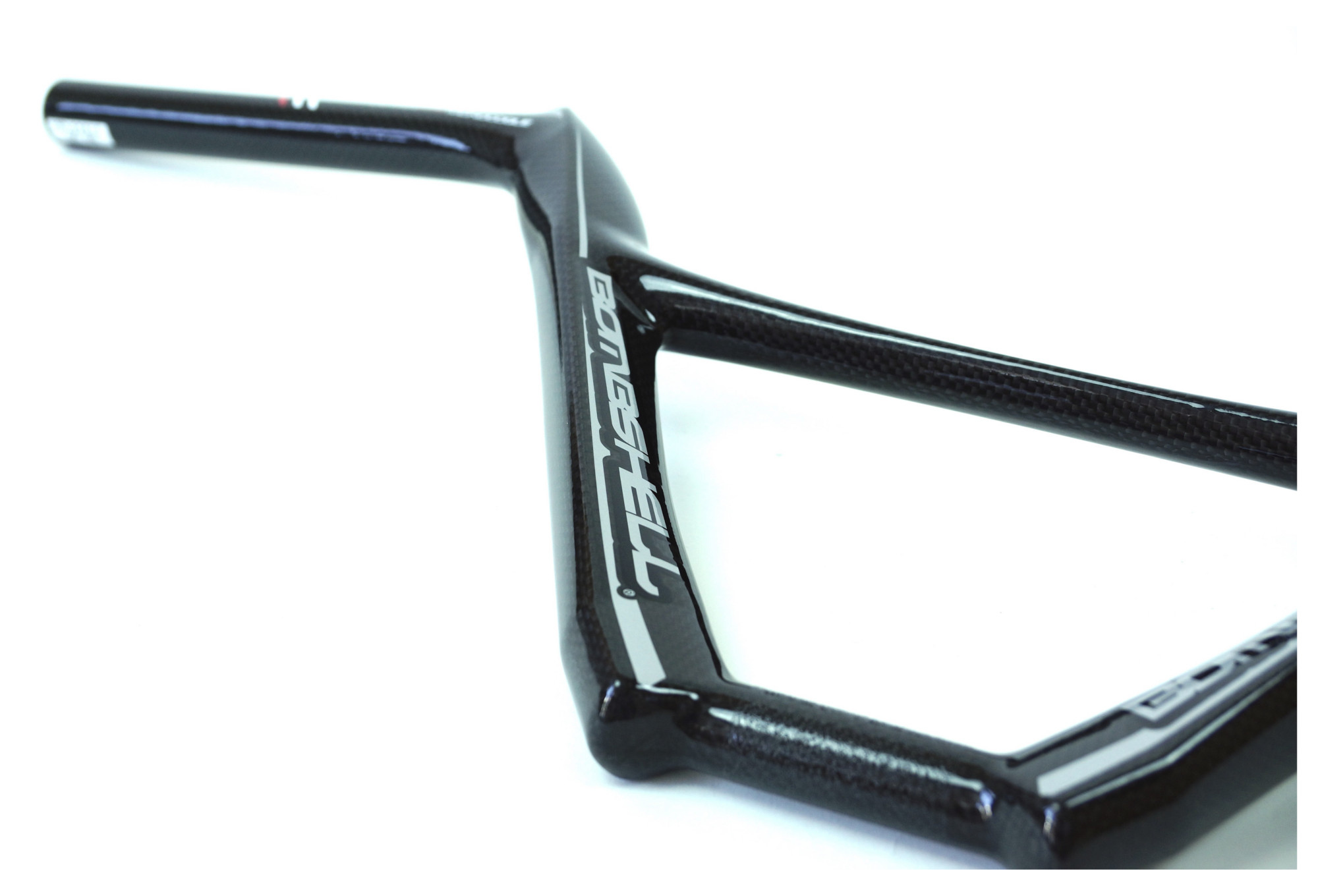 guidon bmx race carbone