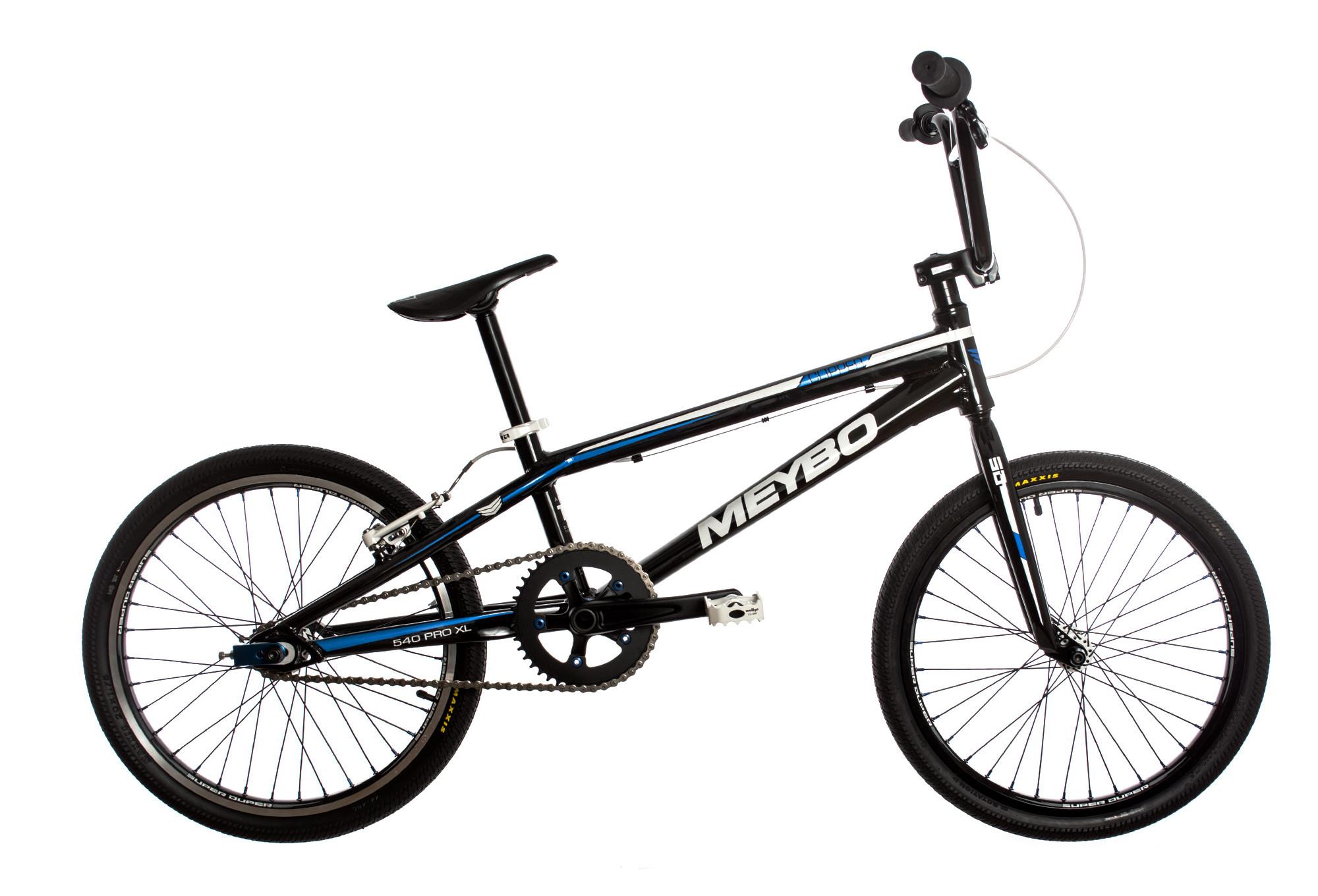 meybo clipper complete bike pro xxl black. Black Bedroom Furniture Sets. Home Design Ideas