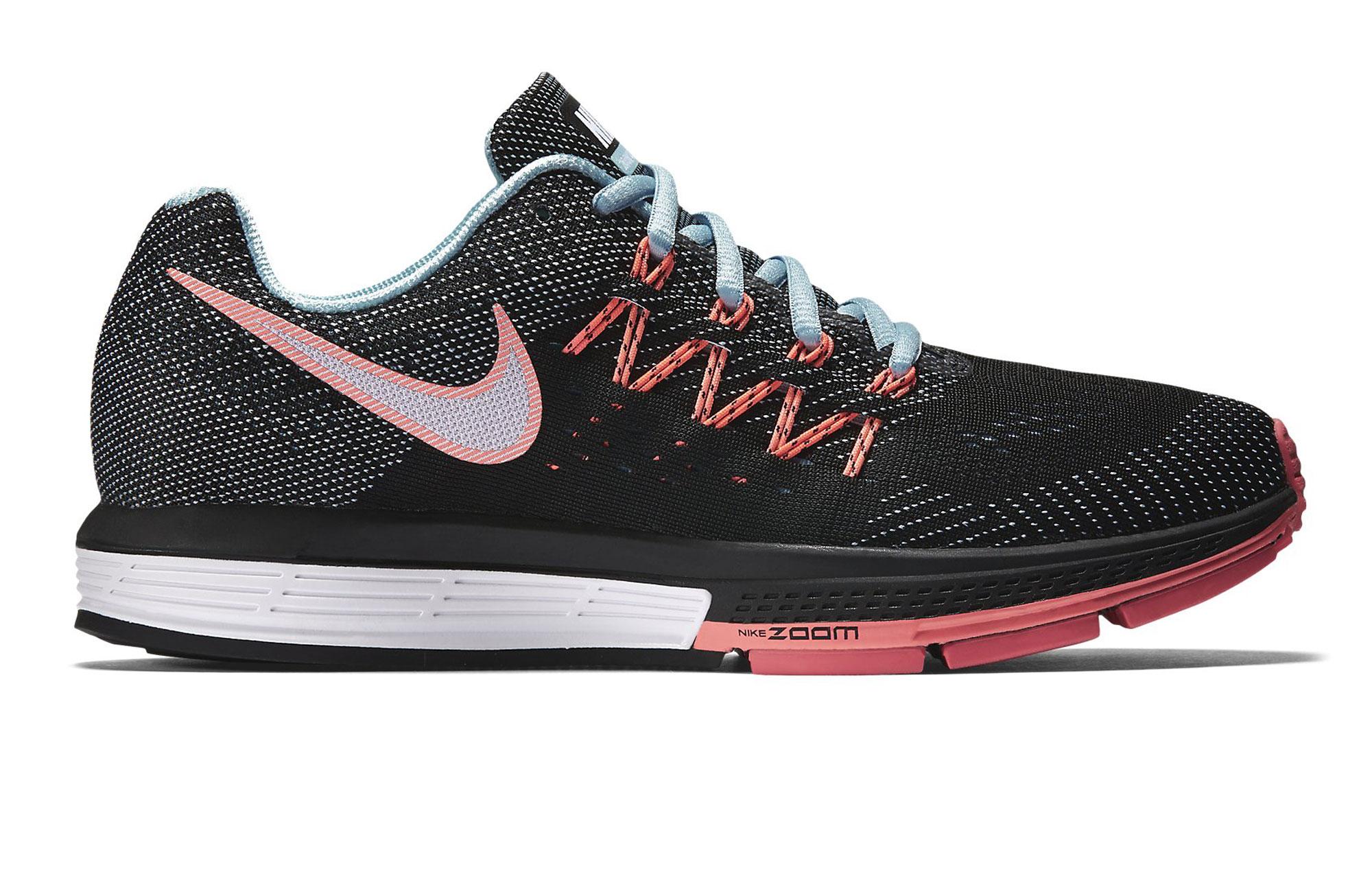 hot sale online f10b1 99a30 Chaussures de Running Femme Nike AIR ZOOM VOMERO 10 Noir / Bleu ...
