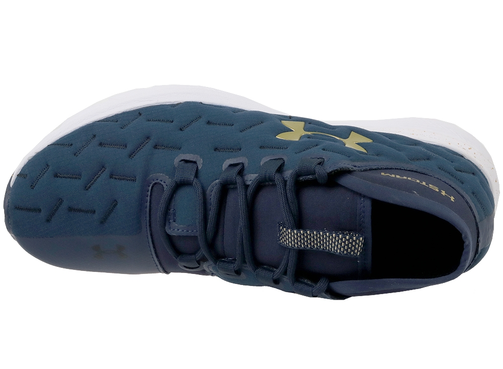 separation shoes b0cd1 5189f UA Charged Reactor Run 1298534-402 Homme Chaussures de running Dore