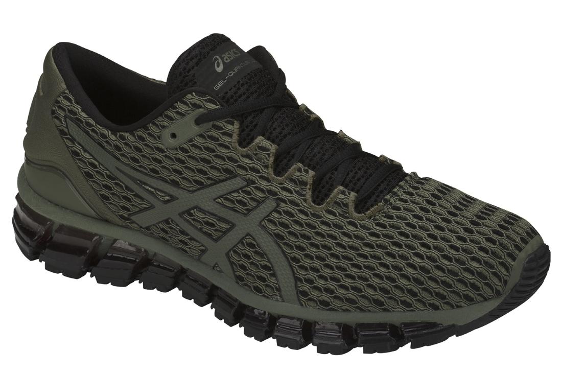 Asics Gel-Quantum 360 Shift MX T839N-8190 Homme Chaussures de running Vert   f6dd78a0541a3
