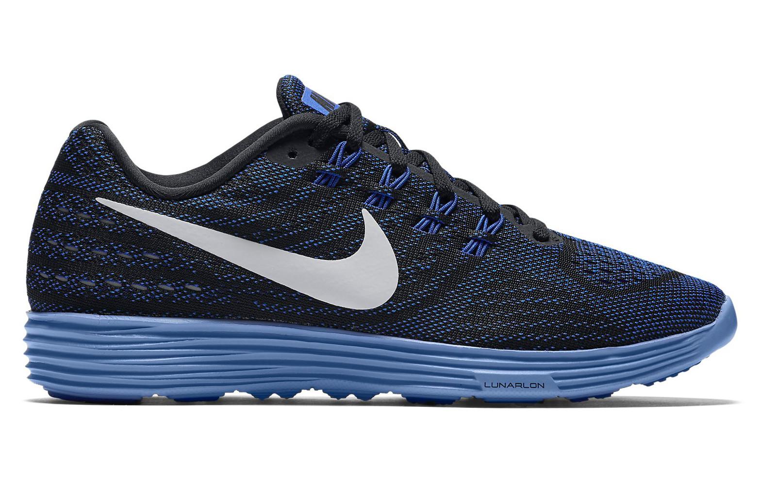 on sale 36d6b f4dae Chaussures de Running Femme Nike LUNARTEMPO 2 Bleu